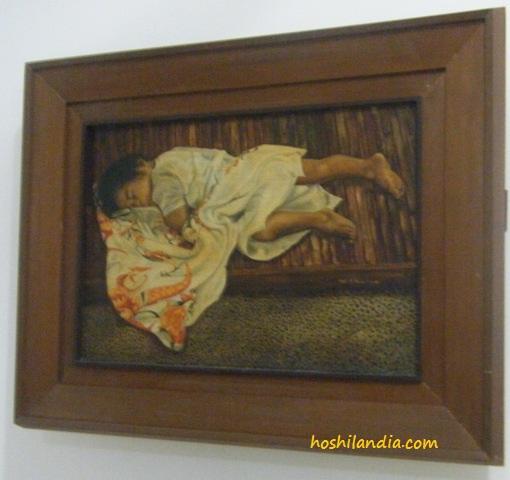 Noel Blanco's Painting