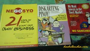 Negosyo books