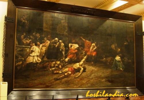 spoliarium ni Juan Luna sa National Museum by Hitokirihoshi