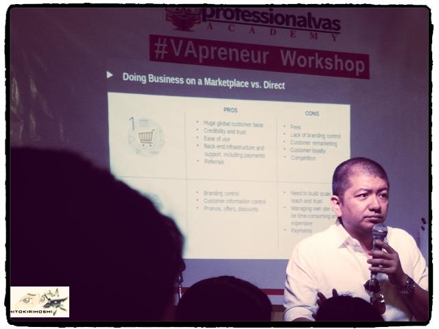 miguel-warren-payoneer-philippines-at-vapreneur-workshop-by-hitokirihoshi