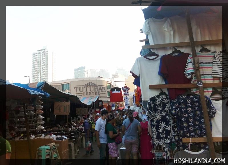 Stores in Divisoria, Manila