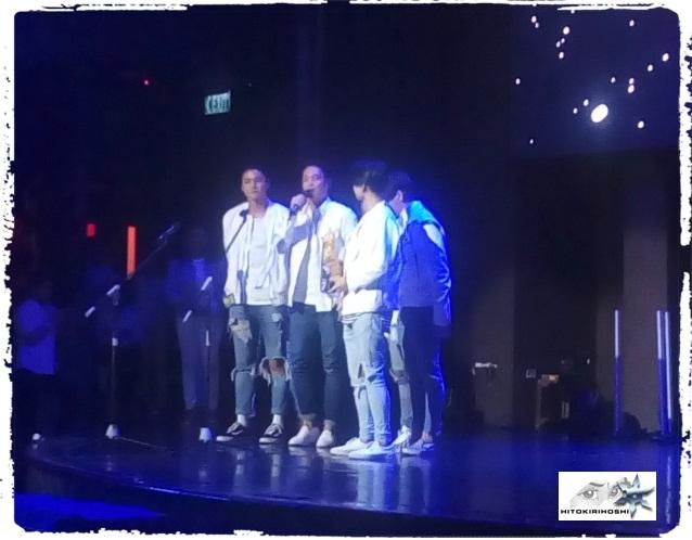 Boyband PH sa RAWR Awards 2017