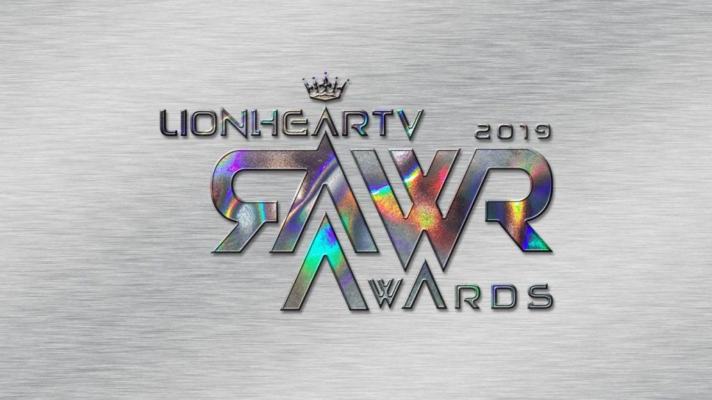 RAWR Awards 2019 logo
