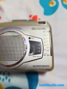 Radio and Cassette Recorder for radio-based instruction?